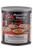 Mt. House Pasta Primavera #10 Can - Case of Six