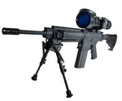 NVD 740 HP 4X Night Vision Weapons Sight