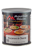 Mt. House Macaroni and Cheese #10 Can - Case of Six