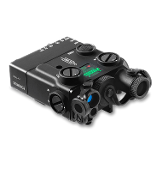 DBAL-A3 IR and visible laser plus IR illuminator