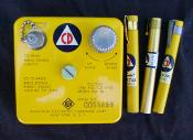 Dosimeter Set and Charger